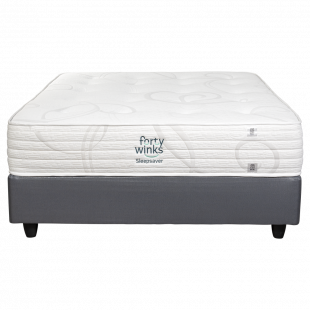 Forty Winks SleepSaver Firm King Bed Set Standard Length