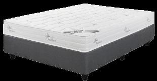 Dunlopillo Go Ultra Firm Queen Bed Set Standard Length