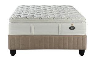 King Koil Arman Plush King Bed Set Standard Length
