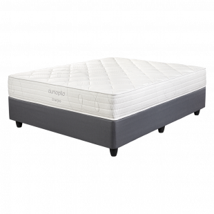 Dunlopillo Energise Firm Double Bed Set Extra Length