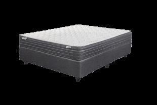 Slumberking Eclipse Firm Queen Bed Set Standard Length