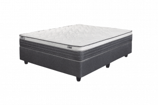 Slumberking Gelmax Medium Double Bed Set Standard Length