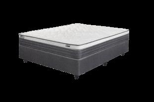 Slumberking Gelmax Medium Queen Bed Set Standard Length