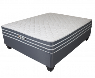 Restonic Indigo Firm Single Bed Set Standard Length