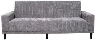 Retro Sleeper Couch - Grey