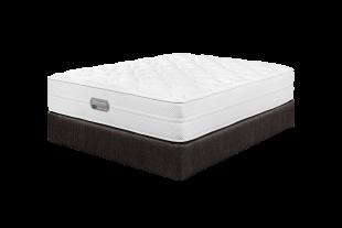 Simmons Sensory Luxury Plush King Bed Set Standard Length