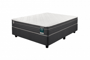 Forty Winks Sleepfit Medium Single Bed Set Standard Length