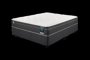 Forty Winks Sleepfit Medium Queen Bed Set Standard Length