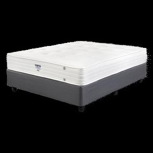 Slumber King Fusion Firm Queen Bed Set Standard Length