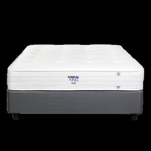 Slumber King Fusion Firm King Bed Set Standard Length