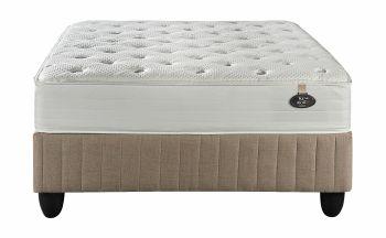 King Koil Shasta Plush Queen Bed Set Standard Length
