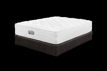 Simmons Sensory Luxury Plush Queen Bed Set Standard Length