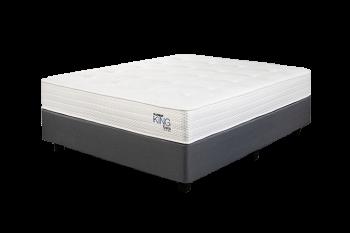 SlumberKing Gala Medium Queen Bed Set Standard Length